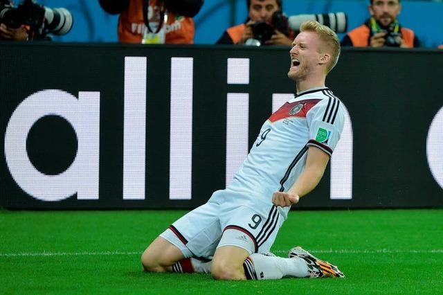 Zittersieg: Deutschland bezwingt Algerien in der Verlängerung mit 2:1