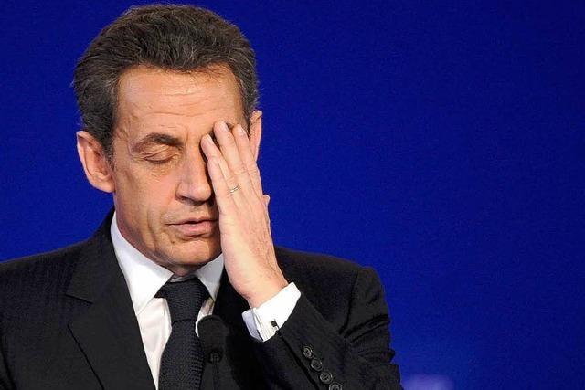 Frankreichs Ex-Präsident Sarkozy festgenommen
