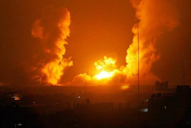 Vermisste israelische Teenager tot – Massive Luftangriffe auf Gaza