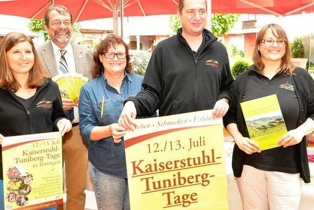 4. Kaiserstuhl- und Tunibergtage mit großem Programm