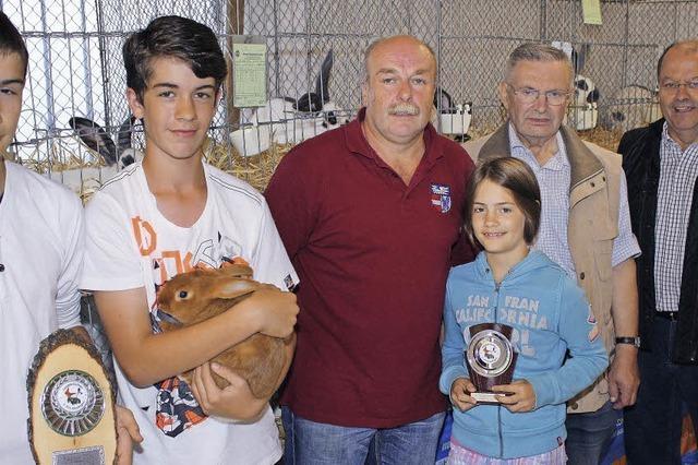Großes Interesse an Kleintiermarkt