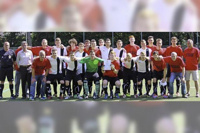Bugginger A-Junioren sichern sich Meistertitel - 107 Tore für das SOS-Kinderdorf Schwarzwald