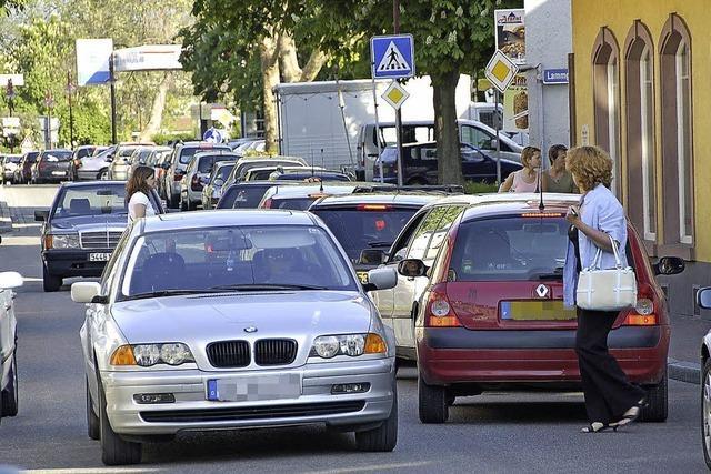 Verkehrskonzept nimmt Gestalt an