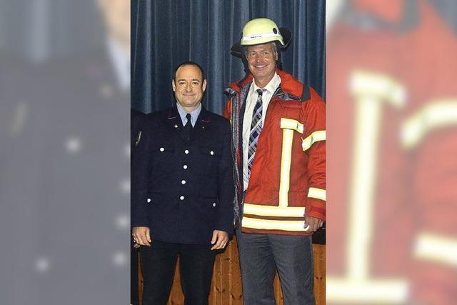 Kommando der Breisacher Feuerwehr bestätigt