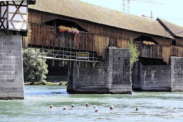 32 700 Euro für Sanierung der Holzbrücke