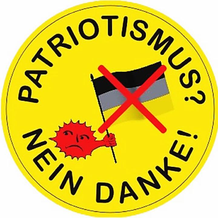 fudder Grüne Jugend Patriotismus  | Foto: PR