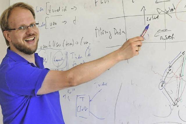 Juniorprofessor analysiert die Wege von Nachrichten in Sozialen Medien