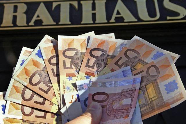 Finanzielle Lage besser als erwartet