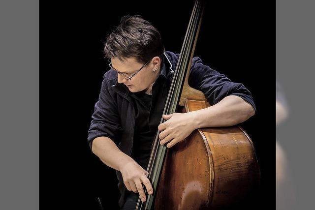 Bassist Arne Huber und sein Quartett im The Bird's Eye Jazz Club in Basel