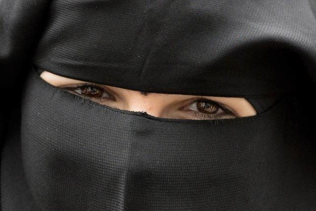 Frauen müssen ihr Gesicht zeigen