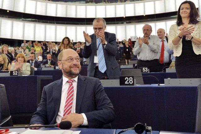 Schulz wiedergewählt