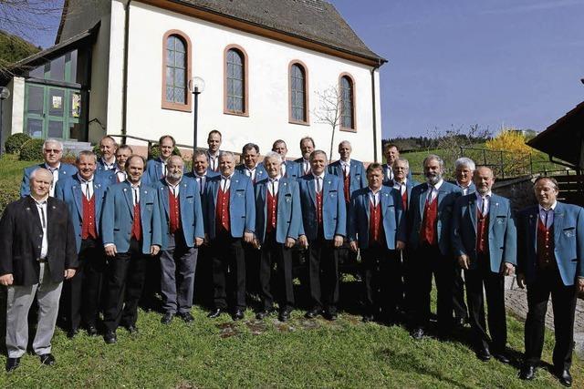 In Gresgen ist der Gesang ein Quell der Freude