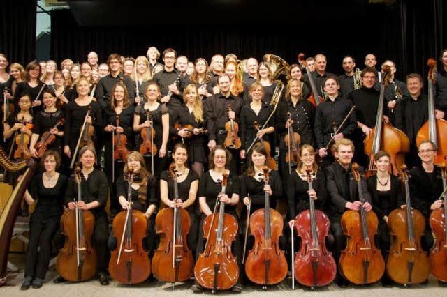 Per-Tutti-Orchester spielt in Freiburg und Titisee