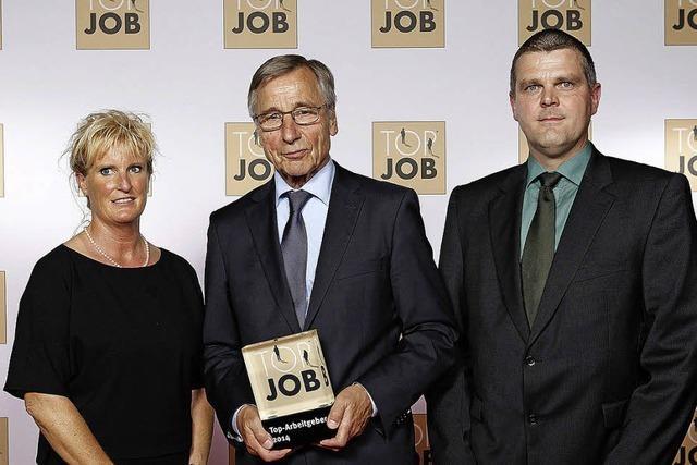 Braunform Top-Arbeitgeber