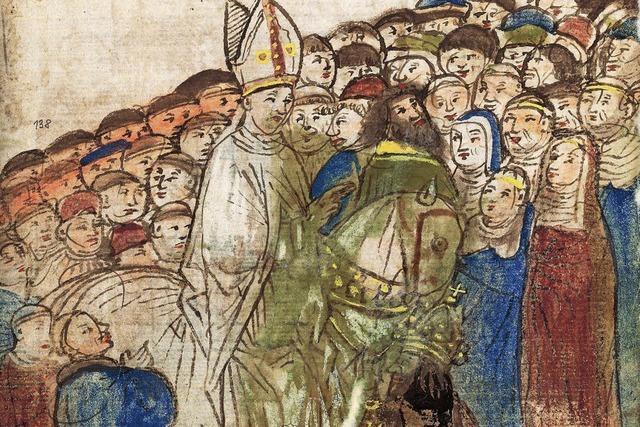 Wie war es damals beim Konstanzer Konzil?