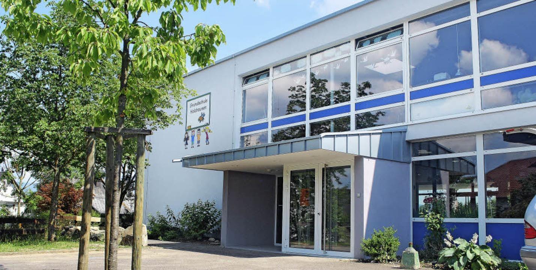 Die Grundschule in Holzhausen wurde in...rgangenen Monaten energetisch saniert.  | Foto: Benjamin Bohn
