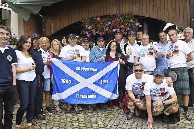 Scottish Connection der Vögisheimer