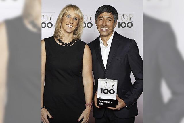 Schweigert zum vierten Mal Top 100