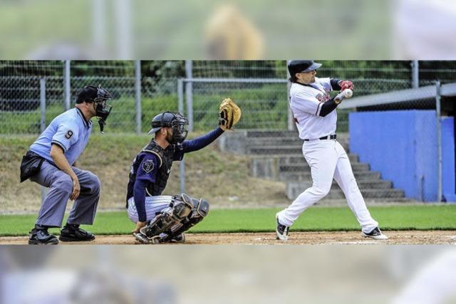 Baseball auf Badisch