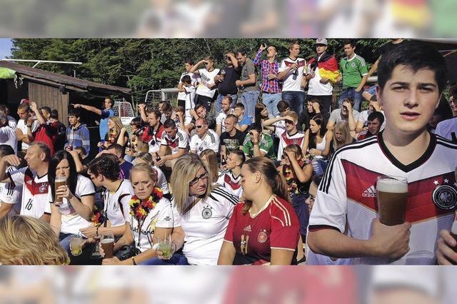 Fußballgucken wie im Stadion