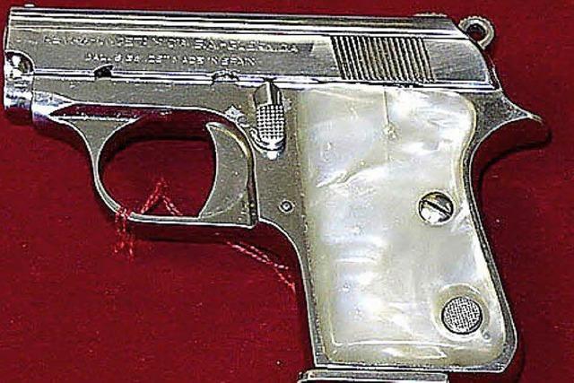 33-Jähriger vergisst geladene Pistole im Mietwagen
