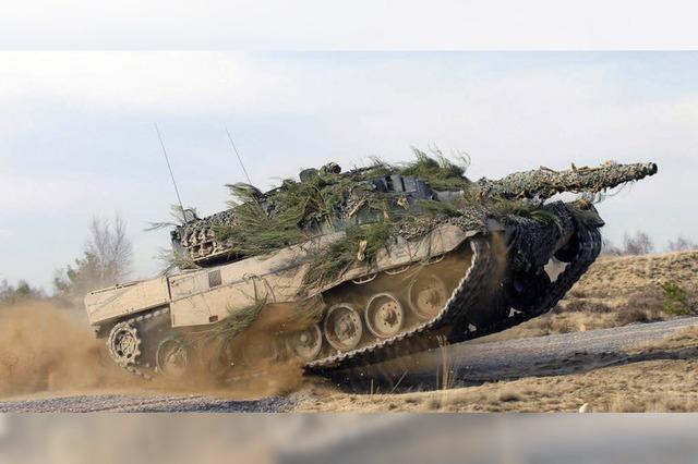 Fusion in Rüstungsindustrie wirft Fragen auf