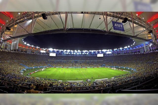 Maracanã - das Wohnzimmer der Seleção