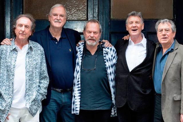Monty Python – zurück auf Londons Bühne