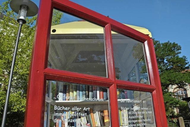 Schwund im Offenen Bücherregal