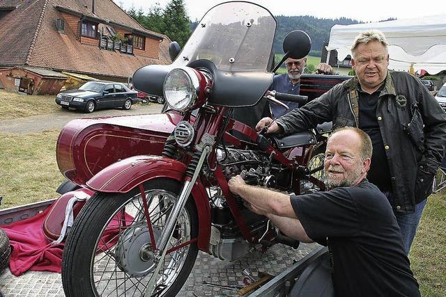 Motorräder mit Kultstatus