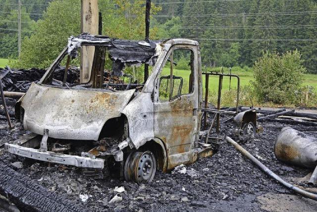 Brand: Vermutlich Defekt