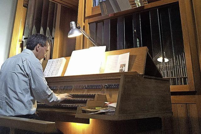 Orgelkonzert zum runden Geburtstag