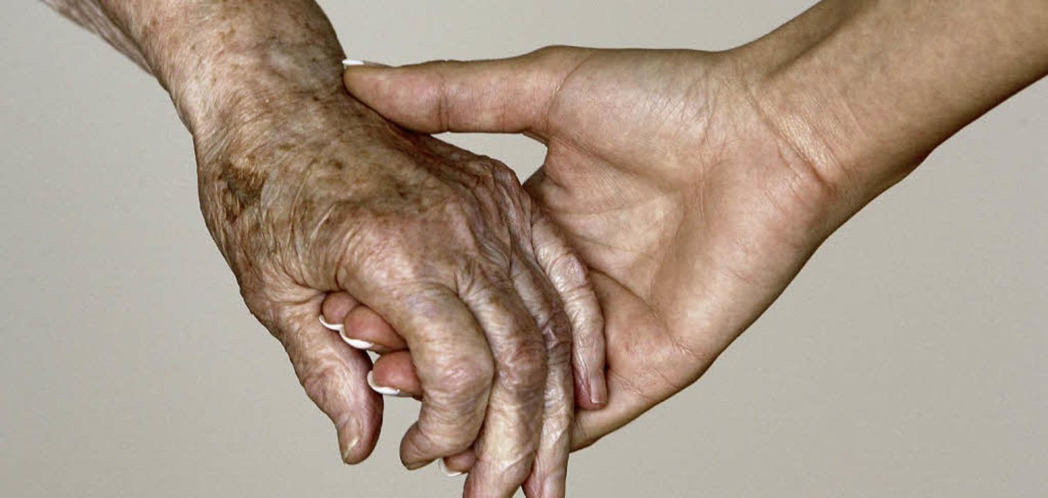 Mehr als 23 Prozent der Menschen in  B... des demografischen Wandels angehen.    | Foto: DPA
