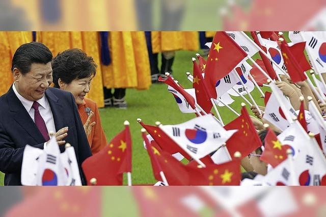 China zeigt Nordkorea die kalte Schulter