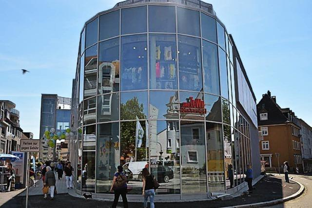 BADISCHE-ZEITUNG.DE: Einkaufszentrum