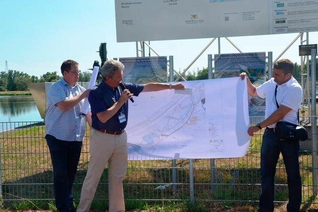 Regionalverbände informieren sich in Breisach über das Integrierte Rheinprogramm
