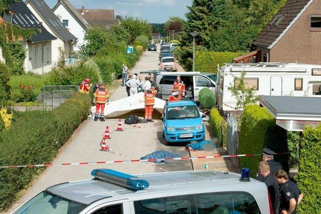 Gebürtiger Säckinger in Lübeck erschossen