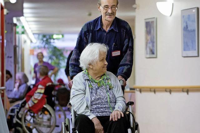 Der Bufdi im Rentenalter