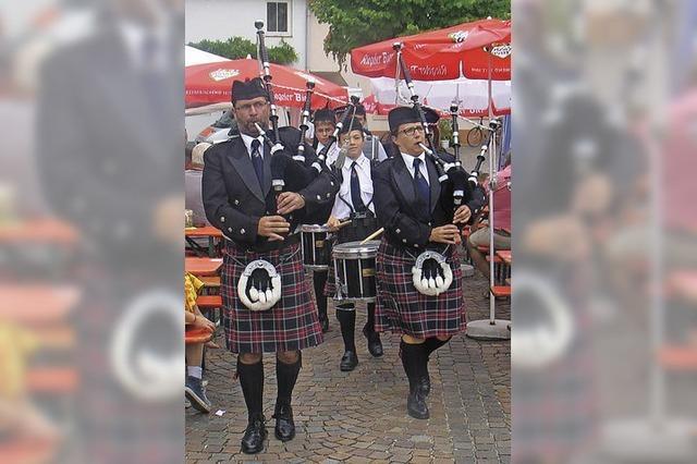 Kirchplatzfest bietet beste Unterhaltung