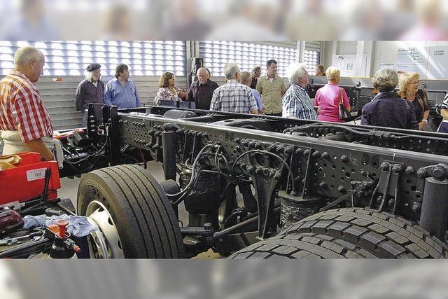 Seit Jahrzehnten erfolgreich im Sonderfahrzeugbau