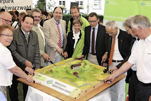 Bisher 1100 Projekte mit neun Millionen Euro gefördert