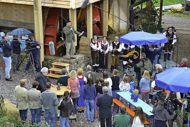 Mühlenfest bei den Fallers