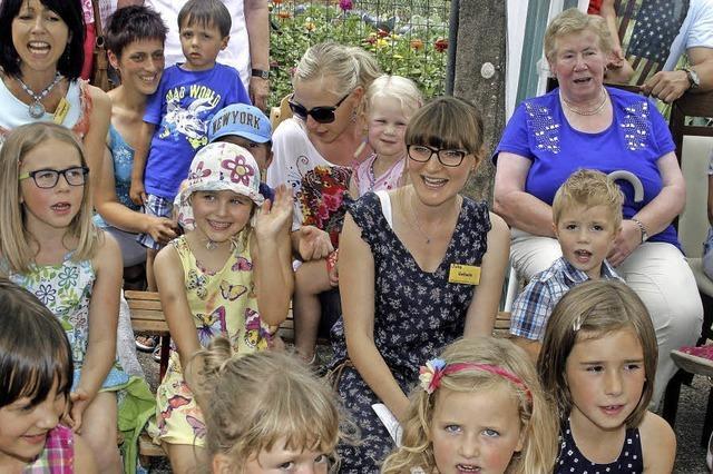 Ein Kindergartentag für jedes Alter