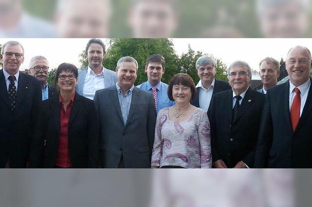 Thomas Laubis neuer Präsident beim Rotary-Club