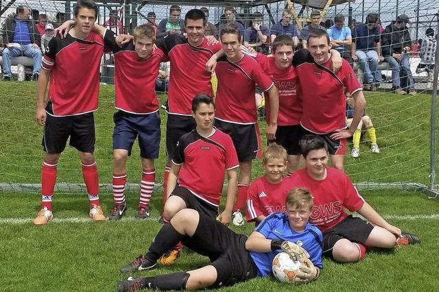 Jugendfeuerwehr aus Sölden holt sich den Pokal