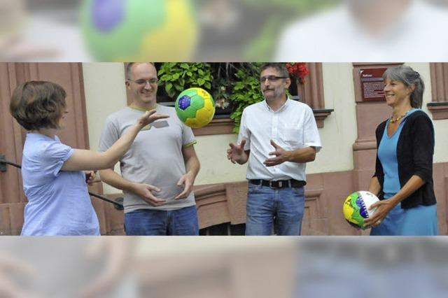 Offenburg punktet mit fairem Fußball