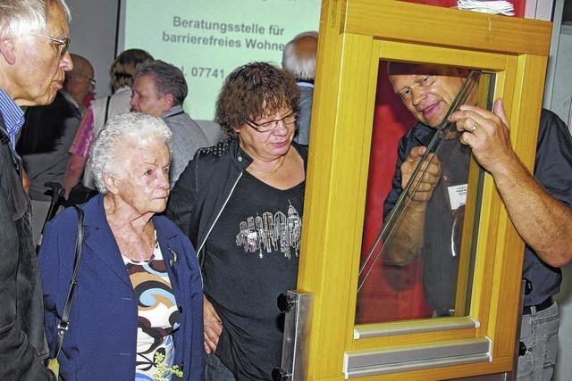 Eine Messe nur für Senioren