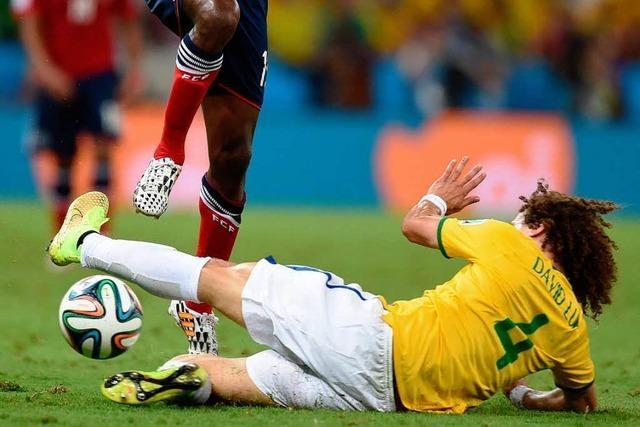 Brasilien rumpelt sich durchs Turnier