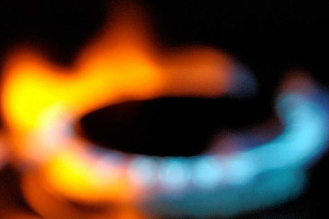 Erdgas wird ein bisschen teurer