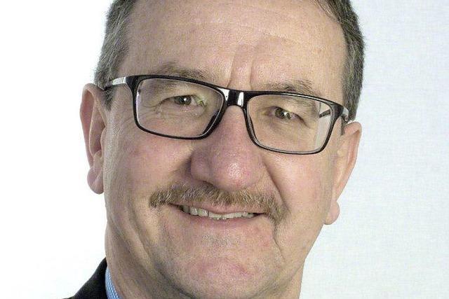 Thomas Danner will Bürgermeister werden
